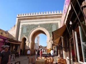 Fez, Bab Bou Jeroud